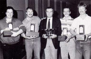 highland international curling week 1988